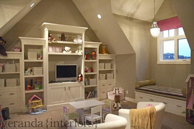 Play room for Houzz kids room