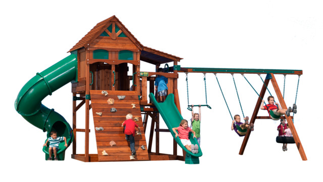 Play Structures For Any Yard Size Kids San Francisco