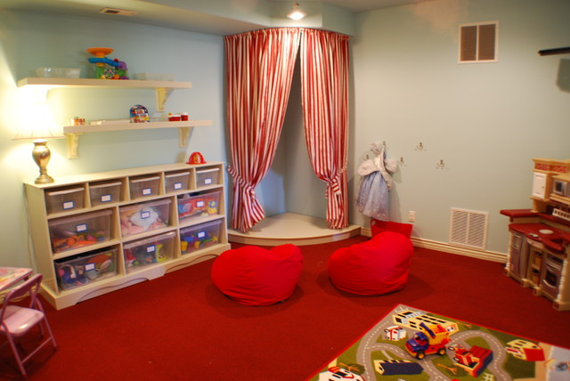 Playful Playroom traditional-kids