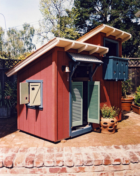 Playhouse traditional kids san francisco by wendy for Playhouse interior designs