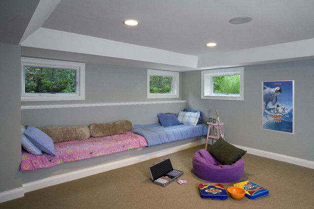 Playroom traditional kids chicago by great rooms for Rooms 4 kids chicago