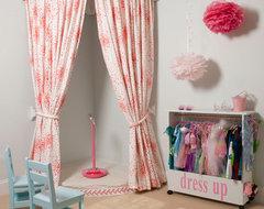 Playroom traditional-kids
