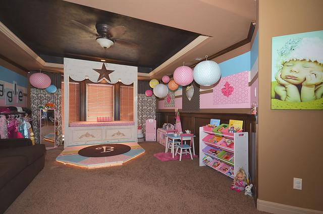 Playroom traditional kids kansas city by surface - Interior design ideas kids playroom ...