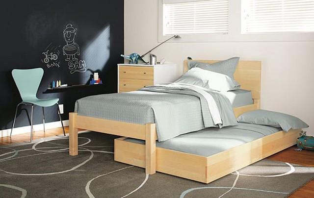 Pogo Bedroom by R&B - Modern - Kids - Minneapolis - by Room ...