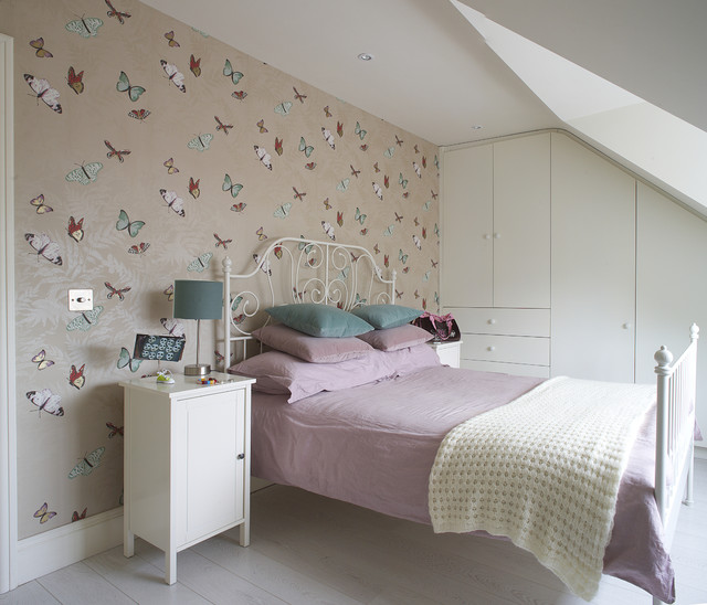 pretty girls bedroom contemporary kids dublin by optimise