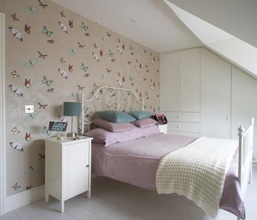 Pretty girls bedroom