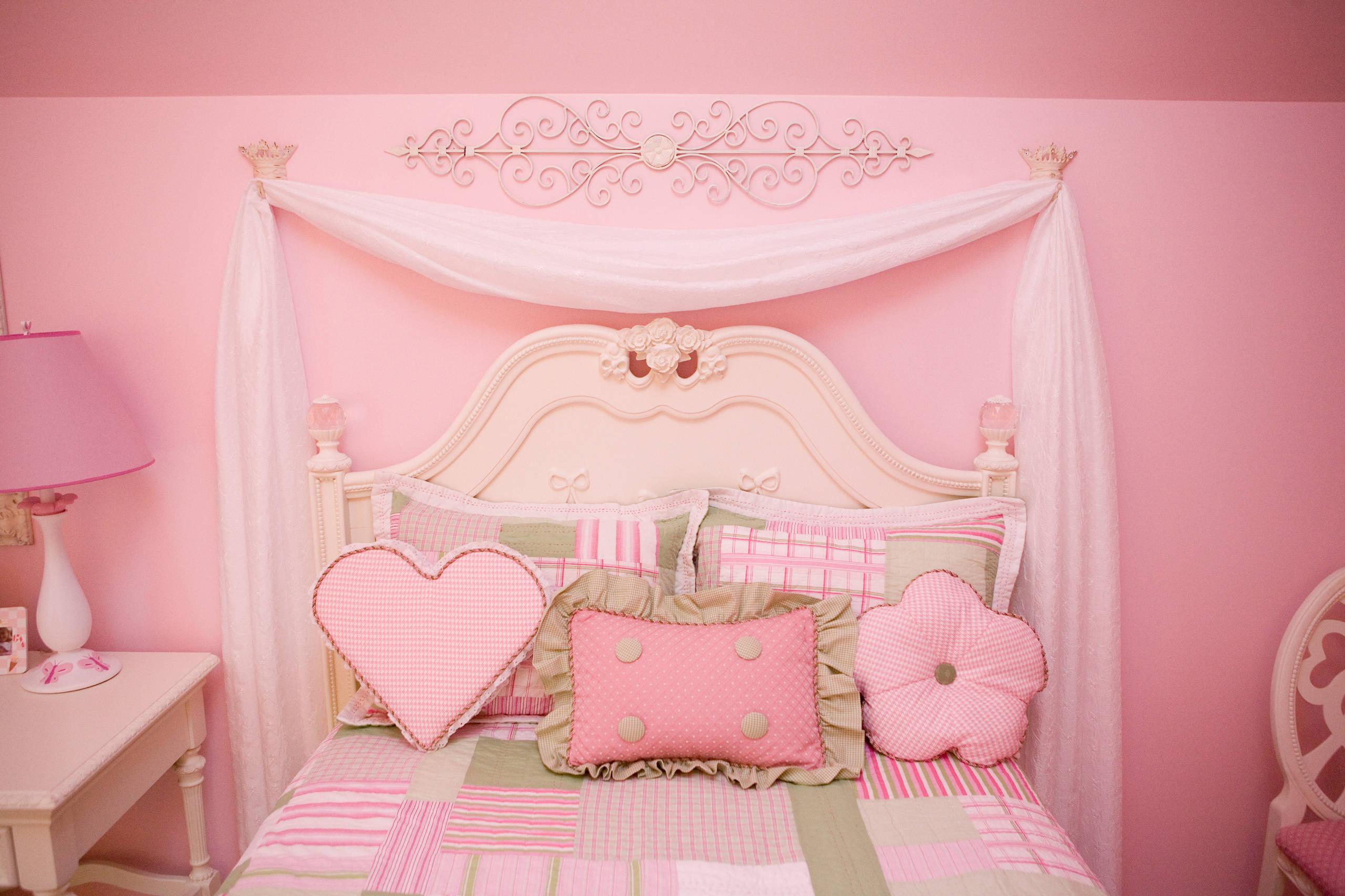 Little Girls Bedroom Houzz