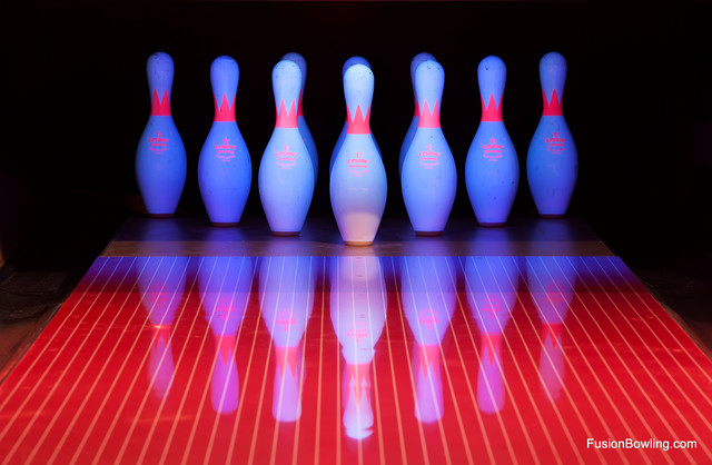 Private Bowling Alley for Hip Hop Music Label's Studio - Industrial - Kids - miami - by Fusion ...