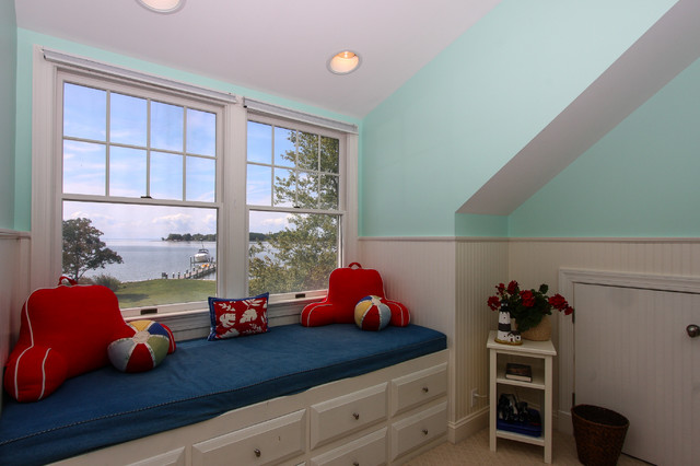Private Residence Interiors traditional-kids