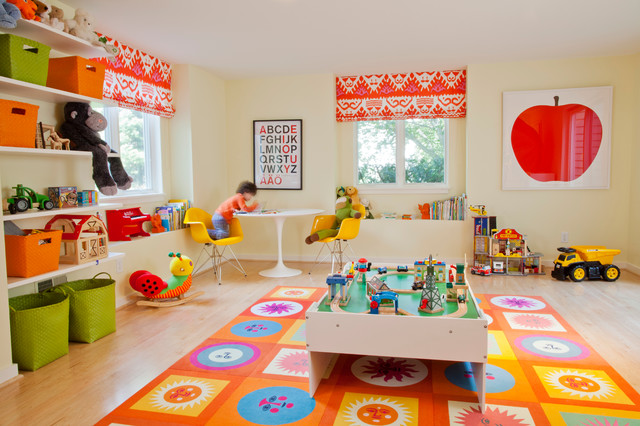 Private Residence - Rochester contemporary-kids