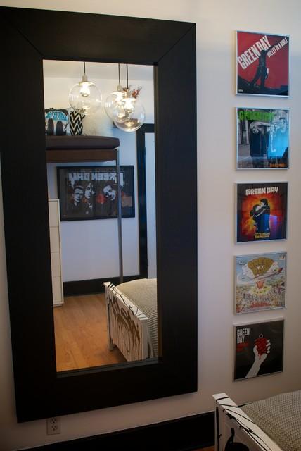 Punk Rock Bedroom Modern Kinderzimmer Los Angeles Von Star Michael Interior Design Houzz