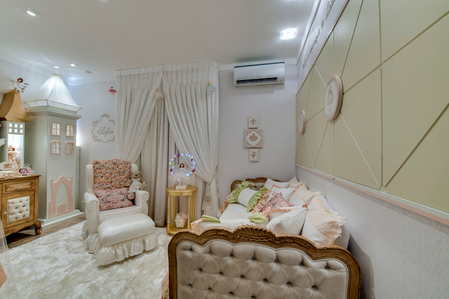 Quarto Princesa Sofia traditional-kids