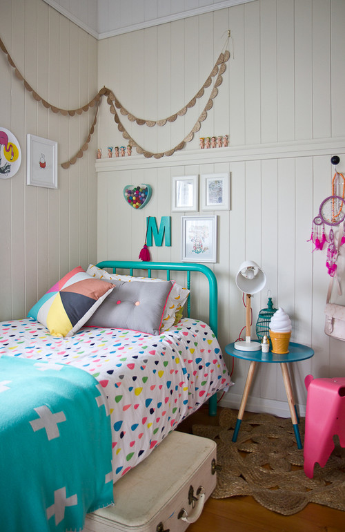 . 17 Creative and Colorful DIY Ideas for Kids  Spaces   HuffPost