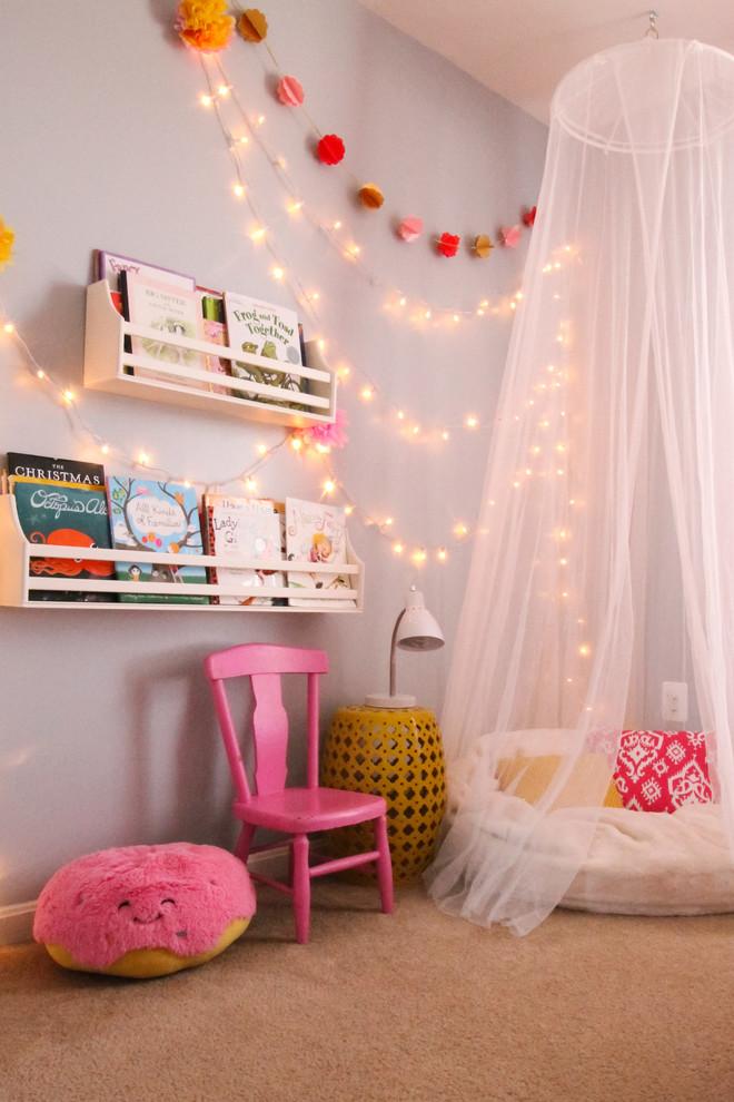 Kids' room - eclectic kids' room idea in DC Metro
