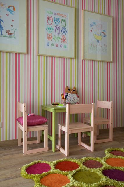 Residence in Trakai, Lithuania eclectic-kids