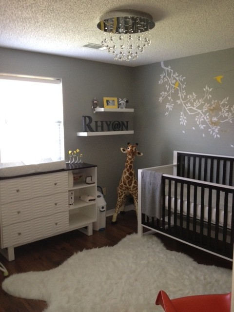 Rhyans Nursery contemporary kids
