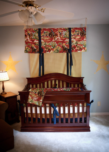 Richardson baby room traditional kids atlanta by for Rooms to go kids atlanta
