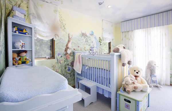 Richens Designs - Residential traditional kids