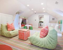 River Oaks Residence contemporary-kids