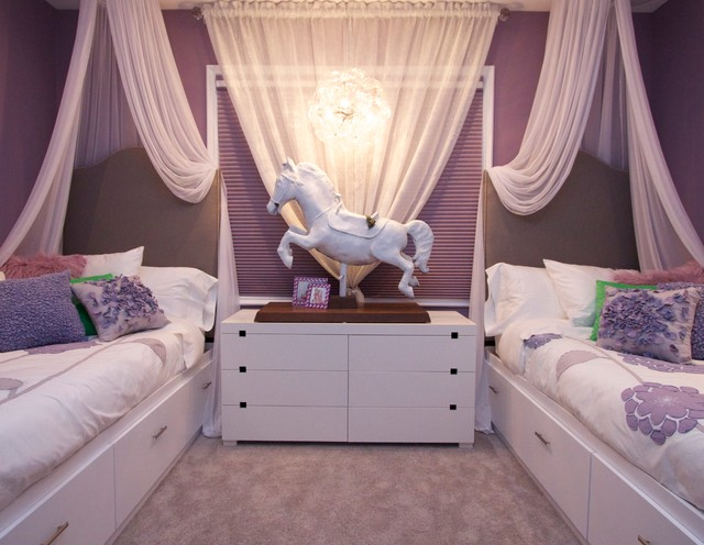 robeson design girls bedroom decorating ideas and storage