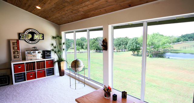 Rowe Ranch contemporary-kids