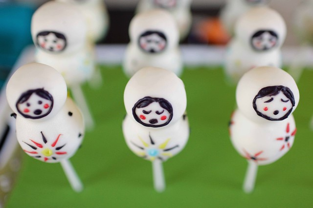 Russian Doll Themed Birthday Party eclectic-kids
