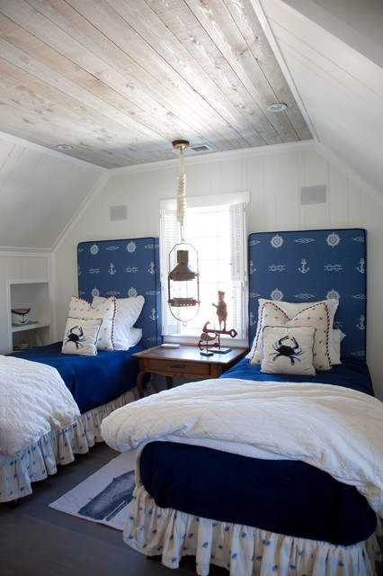 salty dog beach style bedroom other by flagg coastal homes