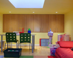 Sammamish Childrens Playroom modern kids