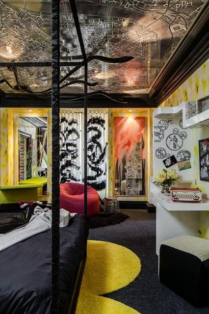 San Francisco Decorator's Showcase 2013- Teenage Girl's Bedroom eclectic-kids