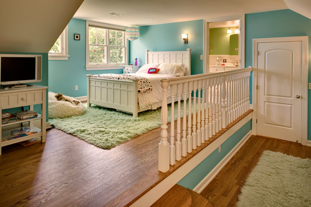Sazama Design Build Remodel traditional-kids