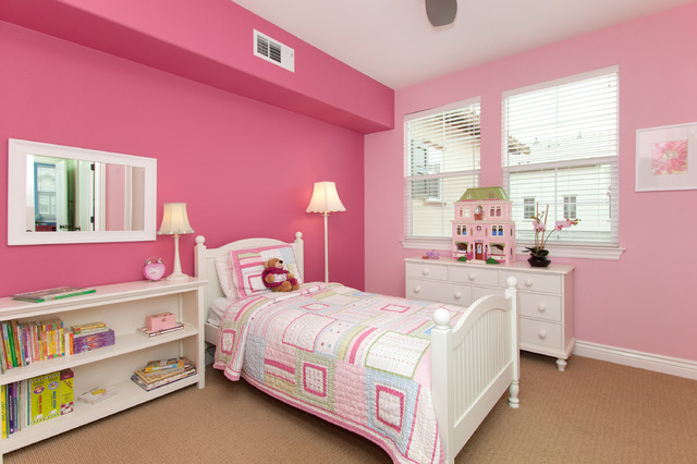 Shades of Pink! contemporary kids