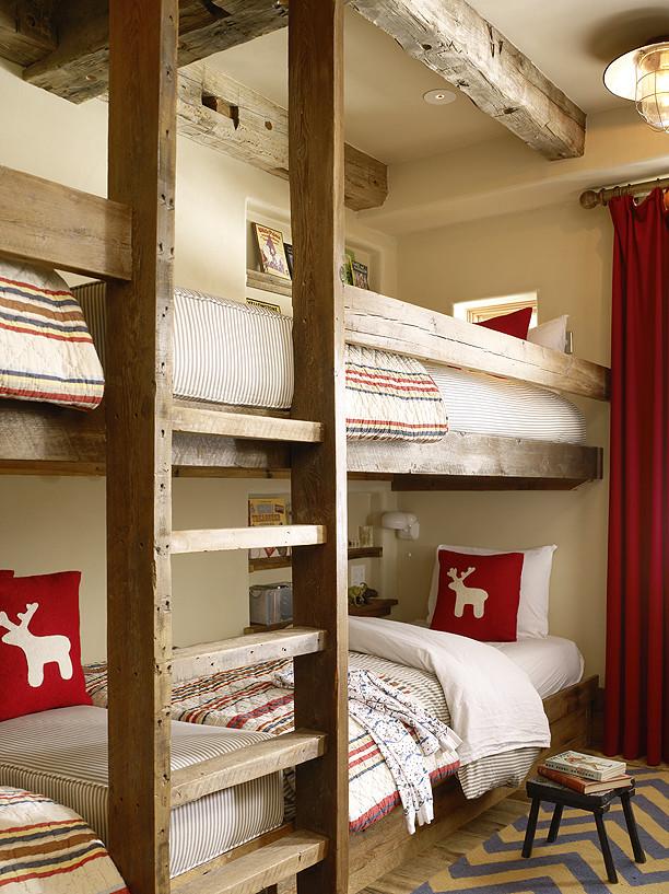 Kids' room - traditional kids' room idea in San Francisco