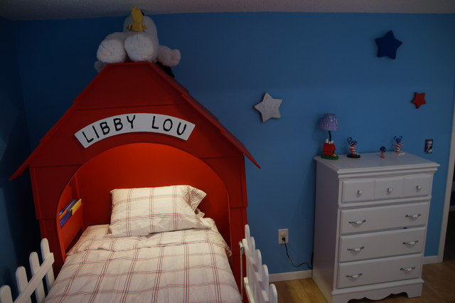 Superior Snoopy Bedroom Traditional Kids