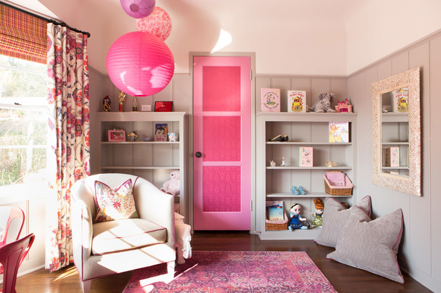 Soft Modern Cottage in Pasadena - Eclectic - Kids - Los Angeles - by ...