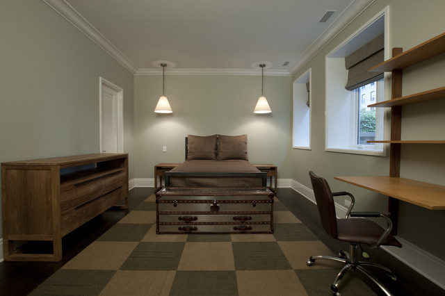 Son 39 s bedroom for Rooms 4 kids chicago