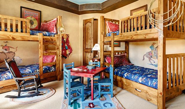 Southwestern kids - Houzz dormitorios ...