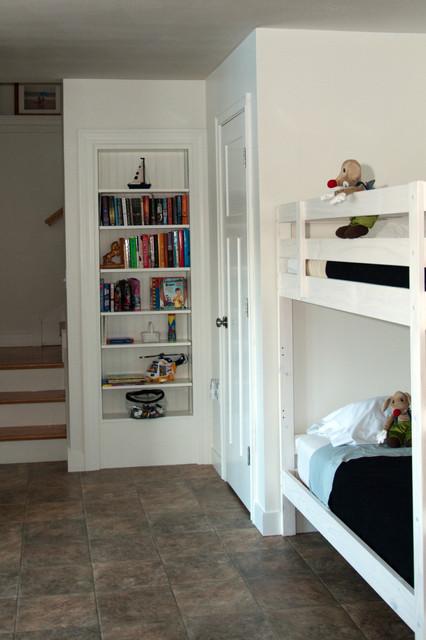 Space Saving Storage Ideas Traditional Bedroom