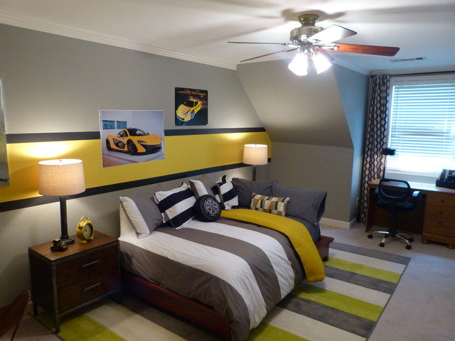 Sports car enthusiast transitional kids atlanta by for Rooms to go kids atlanta