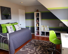Spruce Place Teenage Girl Bedroom contemporary-kids