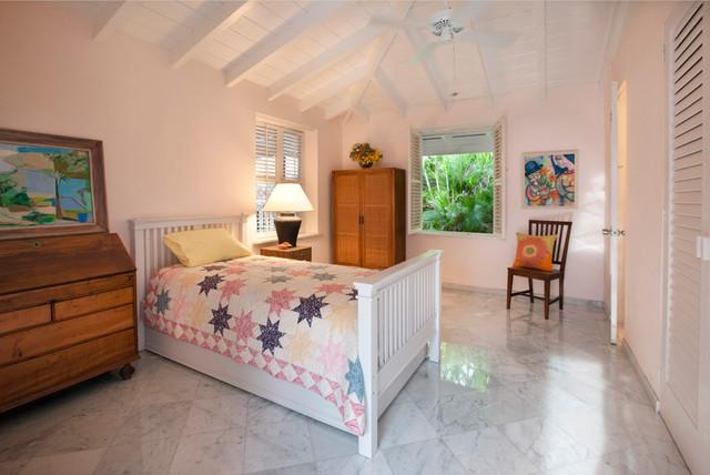 St. Thomas Villa: Guest Room 3 tropical