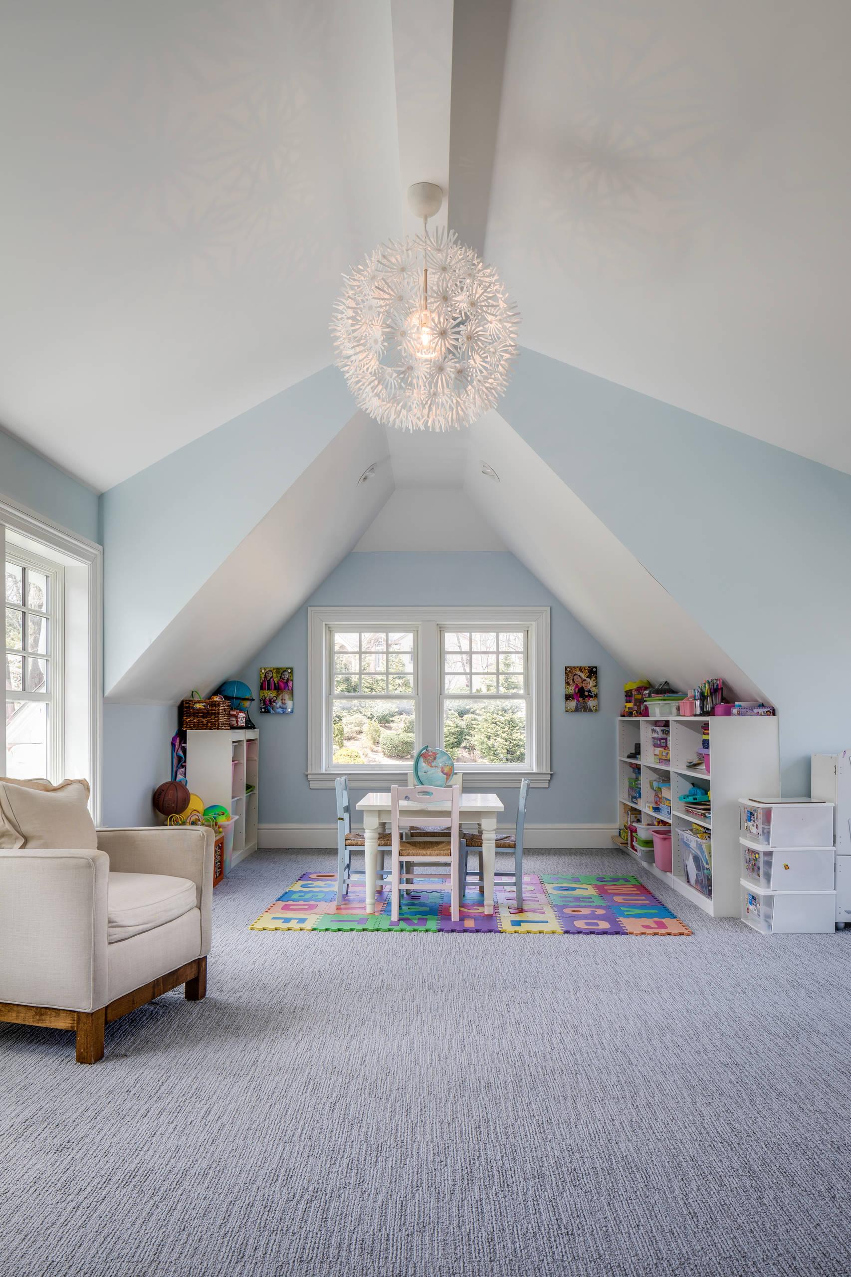 Gray Carpet Kids Room Ideas Photos Houzz