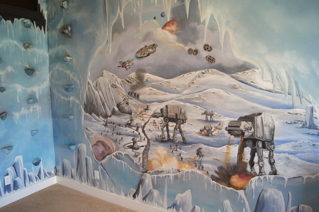 Star Wars Bedroom - Traditional - Kids - Salt Lake City - by ...