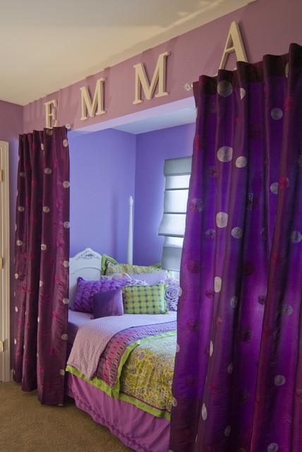 StarrMiller Interior Design, Inc. eclectic-kids