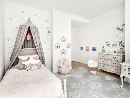 Starry retreat for a rising star