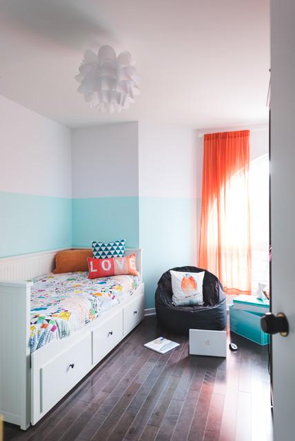 Stéphanie Fortier Design - La chambre de Chloé. - Klassisch ...