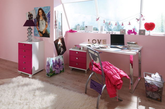 stralight girl nolte modern kids miami by the collection german furniture. Black Bedroom Furniture Sets. Home Design Ideas