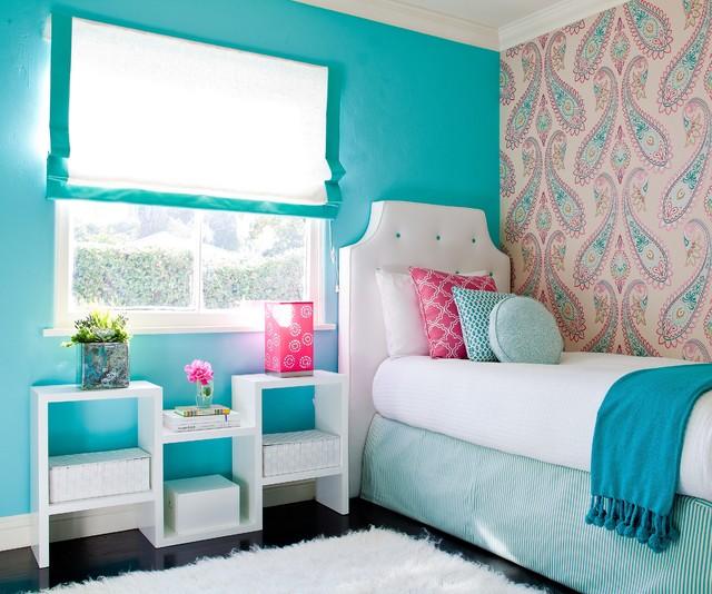 Quelle couleur choisir pour des murs de chambre d\'enfant ?