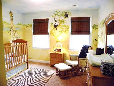Stylish Spaces :: Kids' Rooms traditional-kids