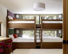 Sugar Bowl Residence contemporary-kids