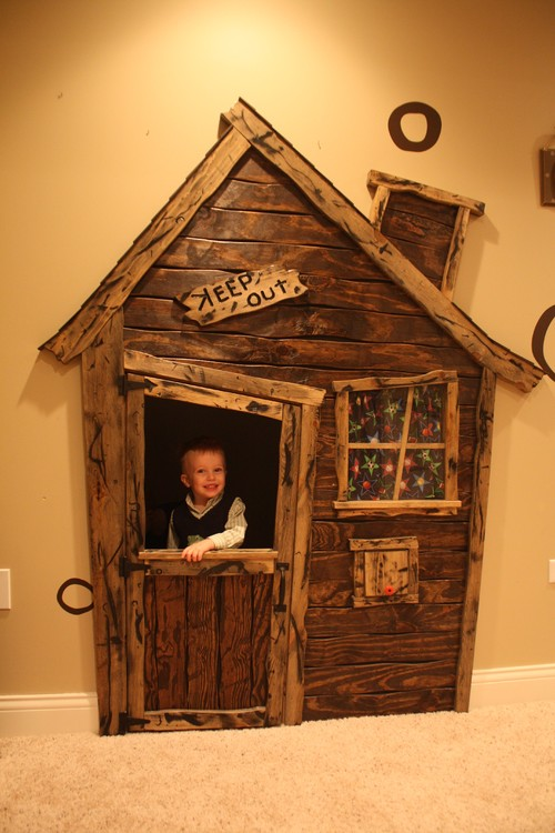 Kids Magical Indoor Playhouses - Design Dazzle